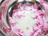 Фото приготовления Варенье из роз