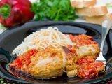 Фото готового блюда: Паприкаш из курицы