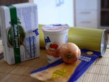 Необходимые для рецепта продукты
