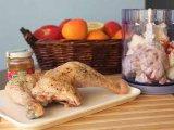 Ингредиенты паштета в блендере