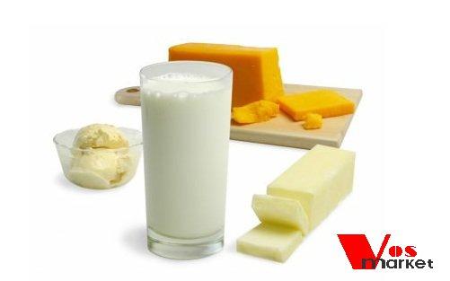 Молоко и молочные продукты питания