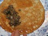 Фото приготовления Армянские блинчики с мясом