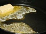 Сковородка с сливочным маслом