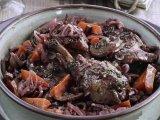 Фото готового блюда: Петух в вине