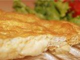 Фото готового блюда: Омлет с сыром