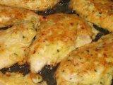Обжаренные куриные грудки