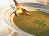 Фото готового блюда: Суп из зеленой фасоли
