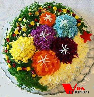 Натуральные пищевые красители из овощей и фруктов