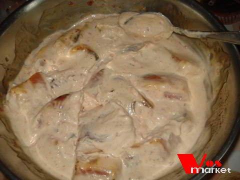 рецепт с рыбным филе в духовке