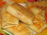 Главное фото рецепта Блины с творогом и мясом