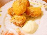 Фото готового блюда: Лимонные пончики