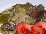 Главное фото рецепта Мясо в горшочке с лоби