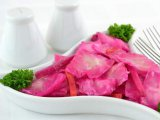 Главное фото рецепта Капуста маринованная со свеклой