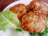 Фото готового блюда: Куриные котлеты  картошкой