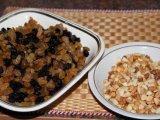Орехи, изюм и цукаты
