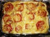 Расплавленный сыр на пицце
