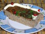 Фото готового блюда: Суфле из печени