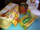 Ингредиенты для рецепта маффин