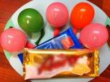 Воздушные шарики для приготовление десерта