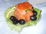 Главное фото рецепта Закуска из сёмги