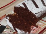 Главное фото рецепта Постный шоколадный кекс