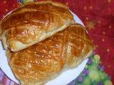 Фото готового блюда: Пирог с курицей и грибами