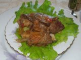 Фото готового блюда: Рулеты из отбивной говядины