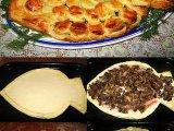 Пирог с начинкой в форме рыбки