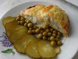 Главное фото рецепта Рыба с картошкой в духовке