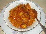 Главное фото рецепта Квашеная капуста со свининой