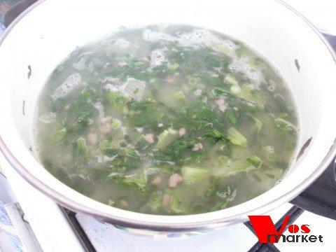 Полу готовый суп