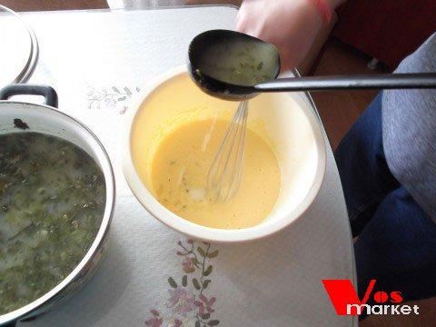 Приготовление заправка из лимона