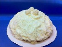 Главное фото рецепта Бисквитный торт Рафаелло