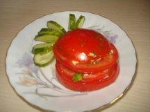Главное фото рецепта Экспресс маринованные помидоры