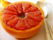Главное фото рецепта Сладкий запеченный грейпфрут