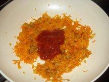 Обжаренный морковь
