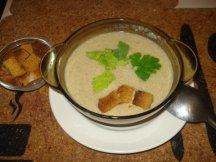 Главное фото рецепта Суп-пюре из грибов