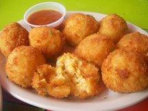 Главное фото рецепта Сырные шарики