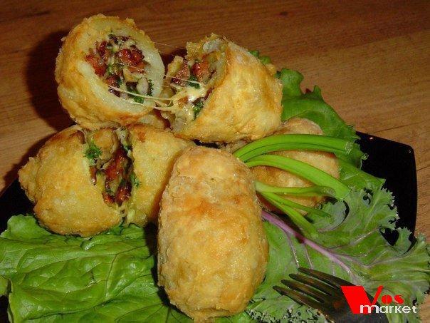 Вкусная картошечка рецепты с фото