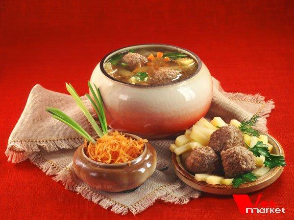 Популярные русские блюда
