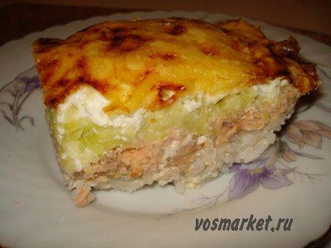 Фото готового блюда: Сочная горбуша в духовке