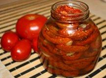 Главное фото рецепта Вяленые помидоры