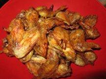Фото готового блюда: Куриные крылышки в духовке