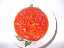 Фото готового блюда: Острый соус