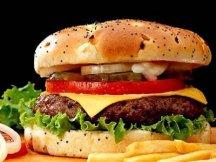 Главное фото рецепта Рецепт гамбургера