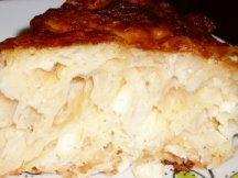 Фото готового блюда: Баница пирог