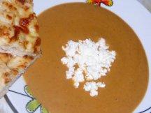 Фото готового блюда: Суп-пюре из баклажана