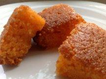 Фото готового блюда: Басбуса египетская