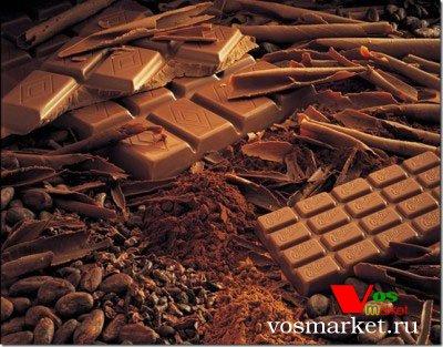 Мифы о шоколадных изделиях