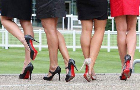 Правильно надо обувь выбрать